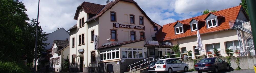 Hotel Adler Lindenallee Bad Homburg